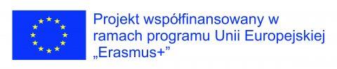 Projekt współfinansowany w ramach programu Unii Europejskiej Erasmus+